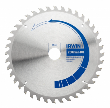 Panze circulare IRWIN